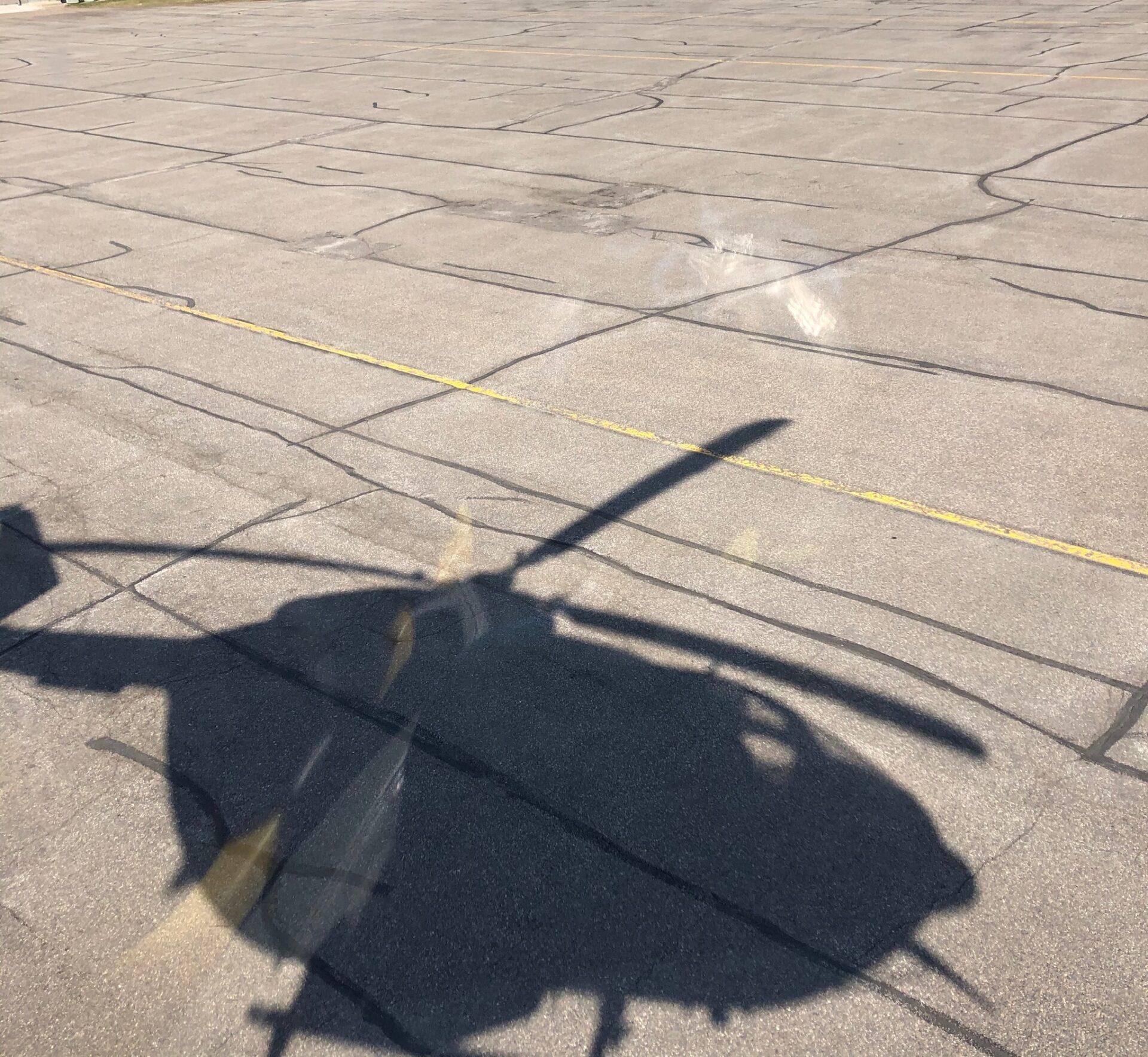 AC shadow